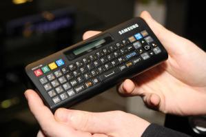 Samsung QWERTY remote