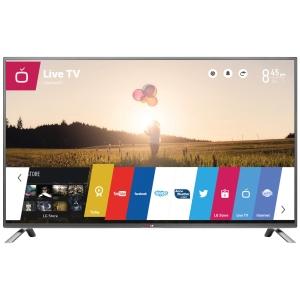 LG smart TV interface